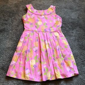 American Girl floral dress